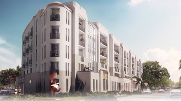 The 32 units at Biltmore Parc are priced from $950,000 to $1.65 million.
