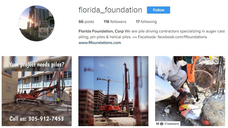 Follow us: @florida_foundation