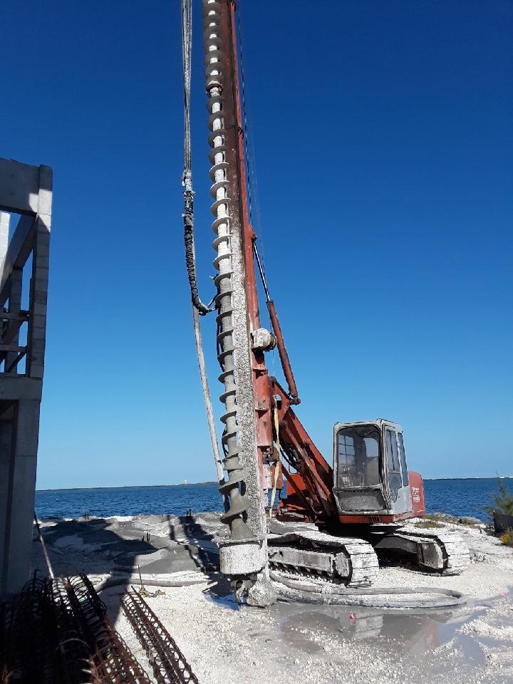 FL Foundation | Auger Cast Piles